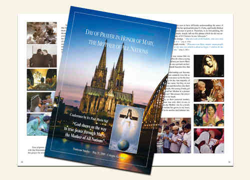 Booklet with all the important basic information - English