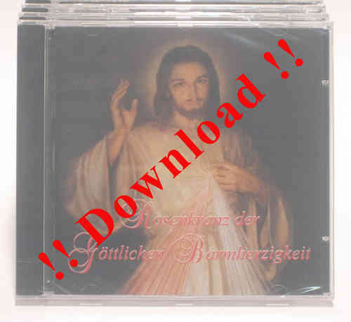 Chaplet of Divine Mercy - German - Download
