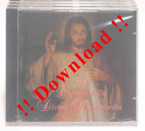 Rosario della Divina Misericordia - Italienisch - Download