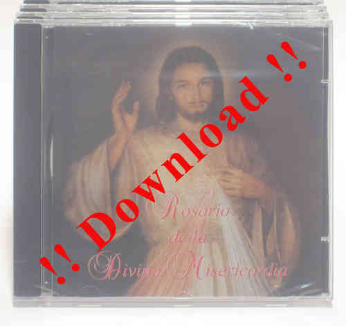 Chaplet of Divine Mercy - Spanish - Download