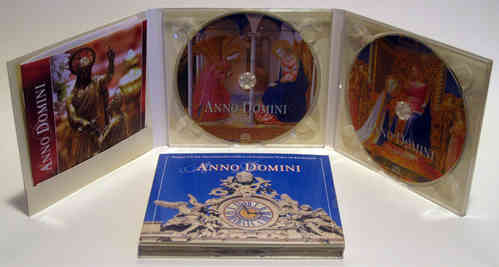CD Anno Domini - Duits