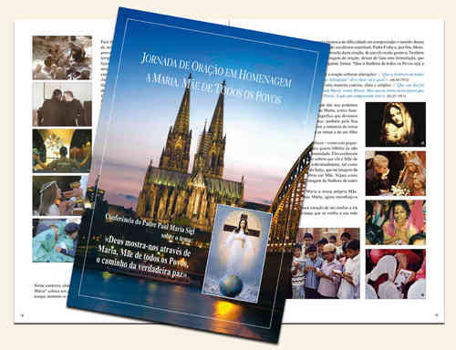 Booklet with all the important basic information - Portugese