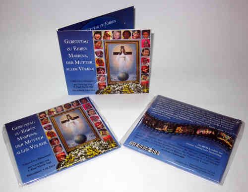 "2 DVD set: ""Let the Holy Spirit Live in the Hearts of All Nations"" - German"