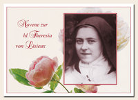 Novena to St. Therese of Lisieux - German
